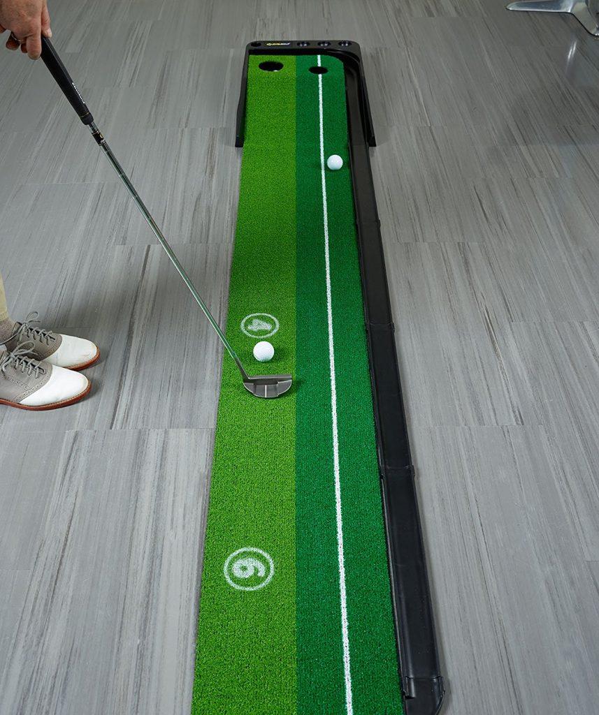 indoor putting mats