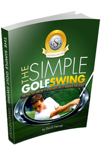 the simple golf swing