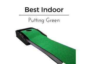 best indoor putting green
